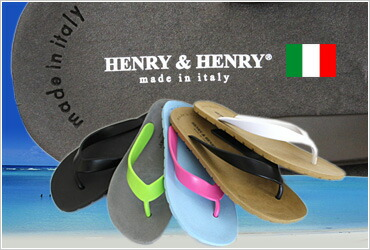 made in Italy HENRY & HENRY