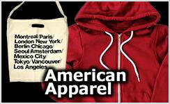 American Apparel (アメリカン アパレル)