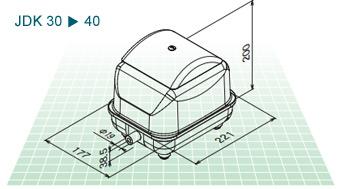 JDK30-40寸法