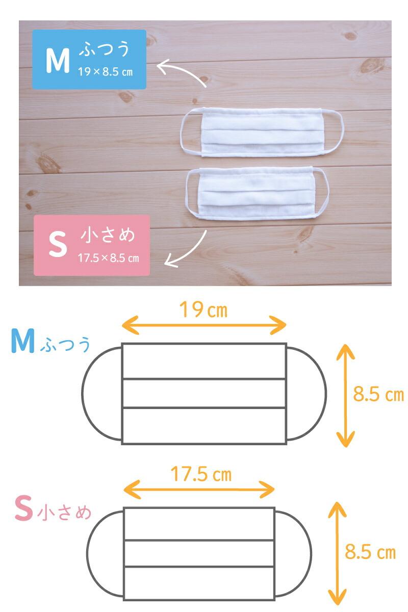 ガーゼマスク日本国内で製造