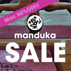 Manduka マンドゥカ SALE
