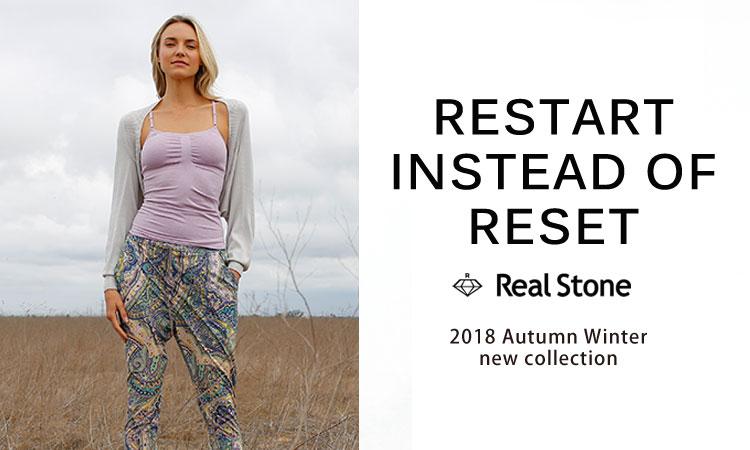 Real Stone 秋冬コレクション
