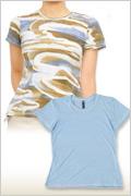 ストレッチTシャツ