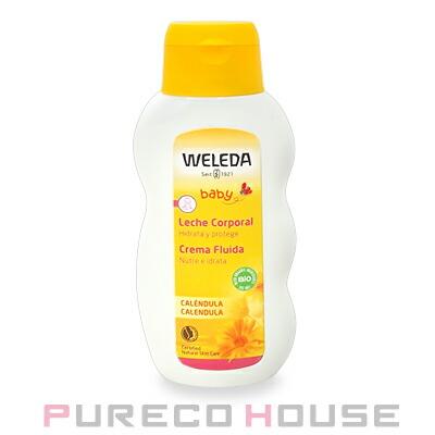 ヴェレダ【WELEDA】カレンドラベビーミルクローション200ml