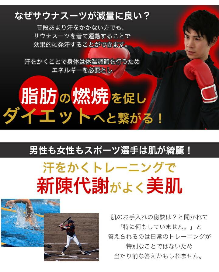 e108dde31d 楽天市場】サウナスーツ 男女共用 【送料無料】レディース メンズ ...