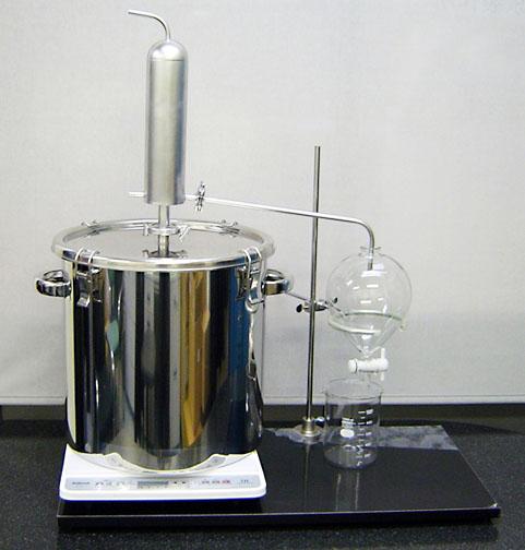 Water Distillation Equipment ~ Px g rakuten global market aroma oil distillation