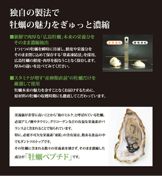 独自の製法で牡蠣の魅力をぎゅっと濃縮
