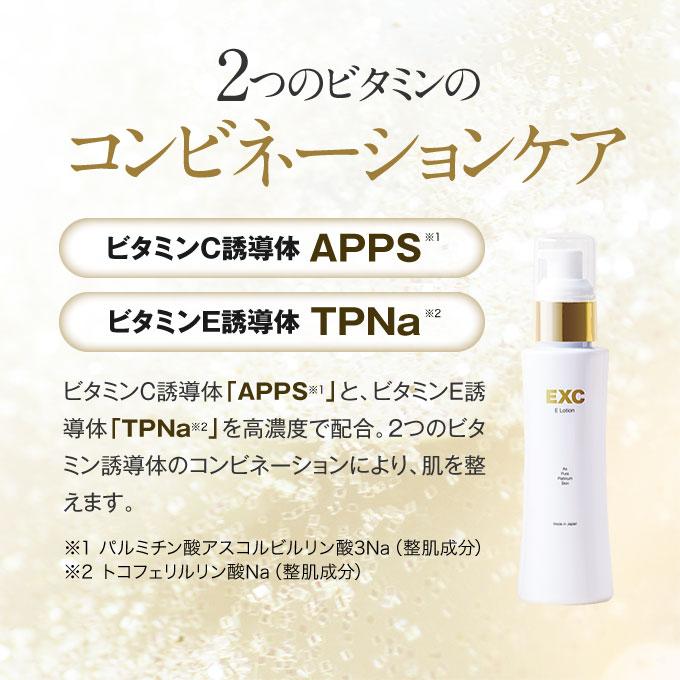 ふたつのビタミンのコンビネーションケア APPS TPNa
