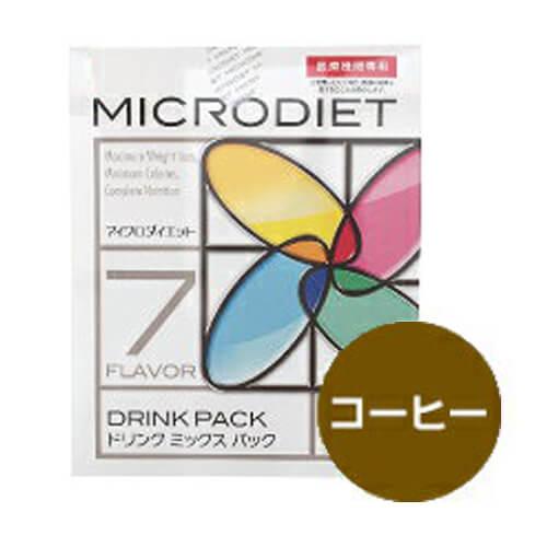マイクロダイエット ドリンク(コーヒー)7食