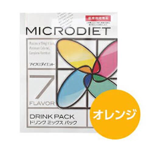 マイクロダイエット ドリンク(オレンジ)7食