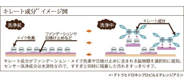 キレート成分イメージ図