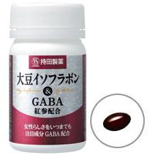 大豆イソフラボン&GABA
