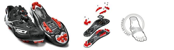 SIDI(シディ)MTB SRS CARBON-GROUND SOLE