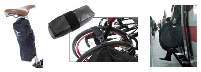 Tern(ターン)CARRY ON COVER 2.0 (キャリーオンカバー2.0)自転車輪行袋・純正輪行バッグ