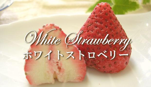 Qua ホワイトストロベリー