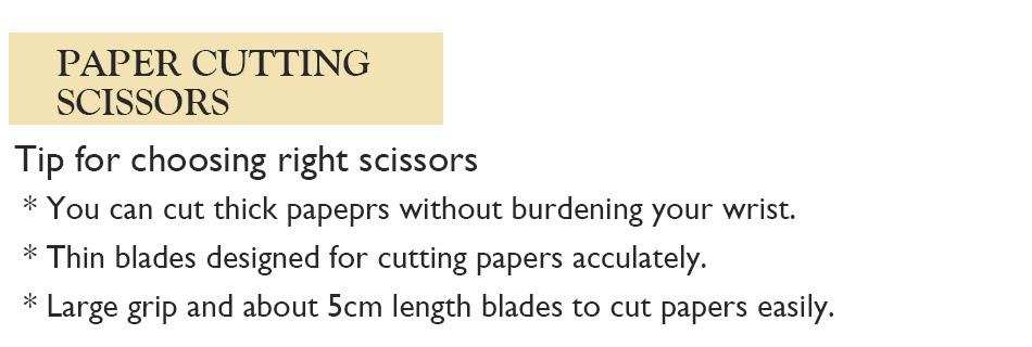 Yoko Saito My Passion for Scissors