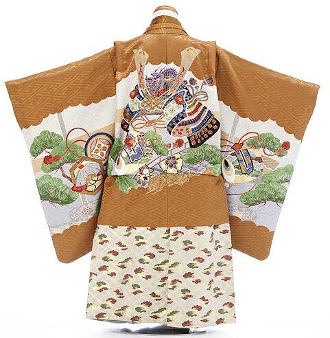 5歳 男の子着物レンタル1
