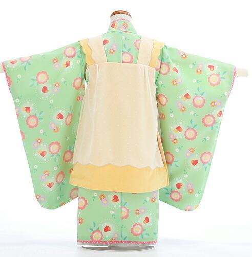 3歳女の子の着物レンタル1