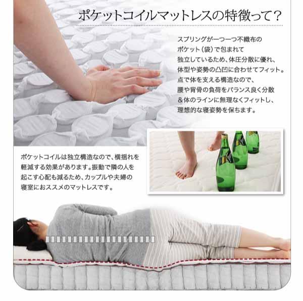 木製ベッド