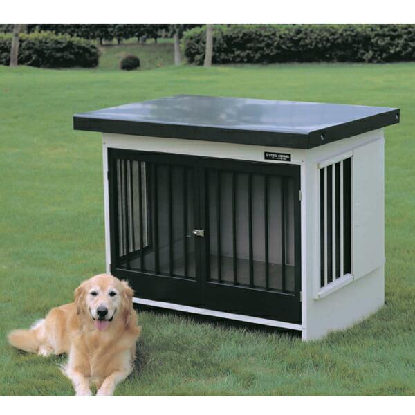 Kaguin Rakuten Global Market Steel Dog Kennels Sl 120 Live W Gray
