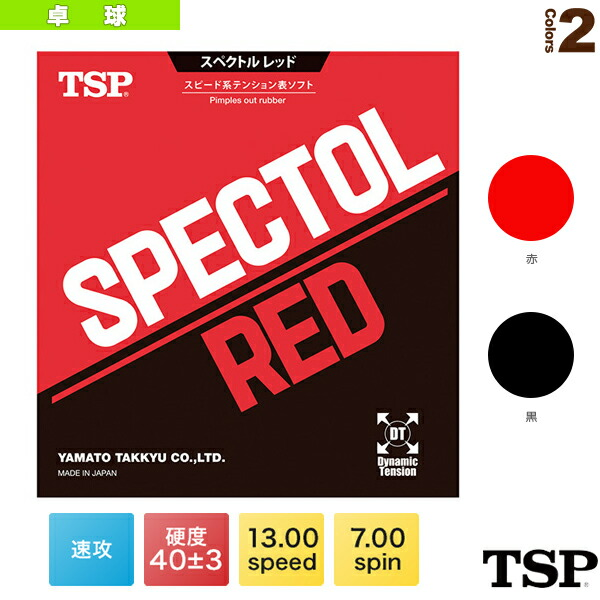SPECTOL RED/スペクトル レッド(020092)