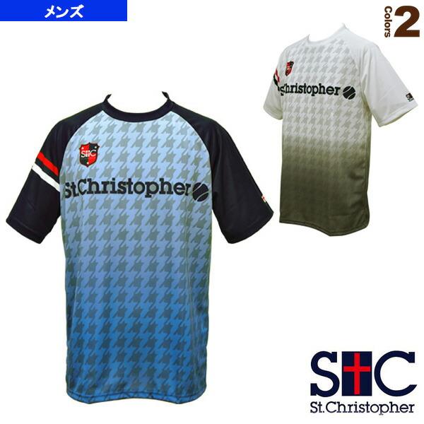ハウンドテゥース プラクティスTシャツ/メンズ(STC-AFM5003)