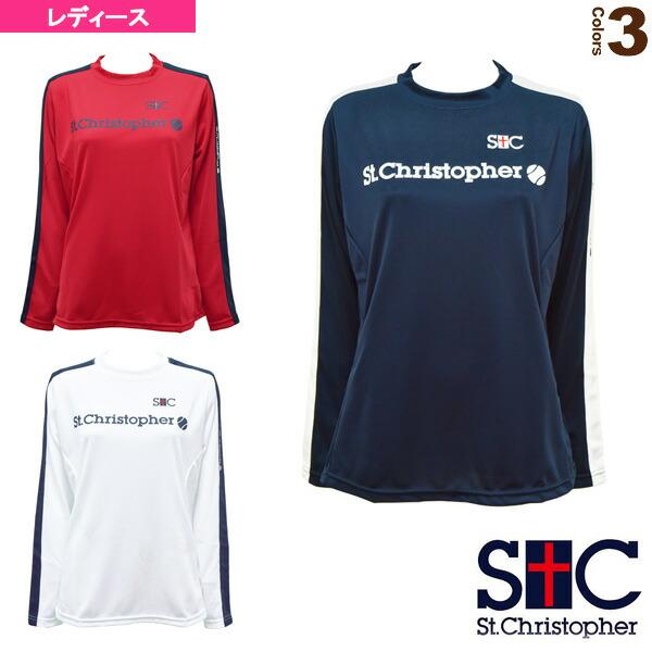 アームライン ロングスリーブTシャツ/レディース(STC-AFW6007)