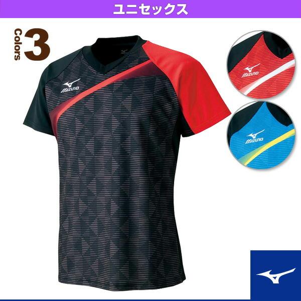 レプリカゲームシャツ/2016年卓球日本代表着用モデル/ユニセックス(82JA6505)