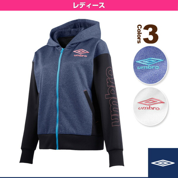 WM ファースウェット FDD ジャケット/レディース(UCA3650W)