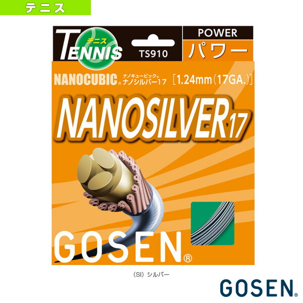 ナノキュービック/ナノシルバー 17(TS910)
