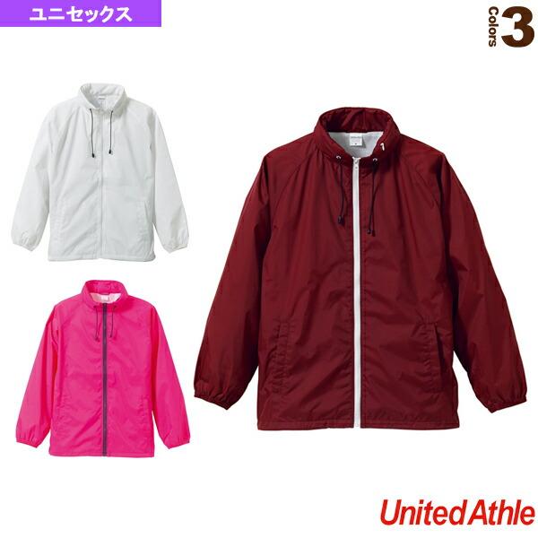 ナイロンスタンドジャケット(フードイン/裏地付)/ユニセックス(7056-01)