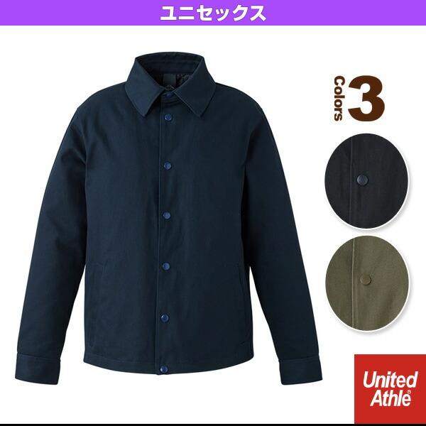 【5着以上より】コットンツイルグランドジャケット(中綿入)/ユニセックス(7488-01)
