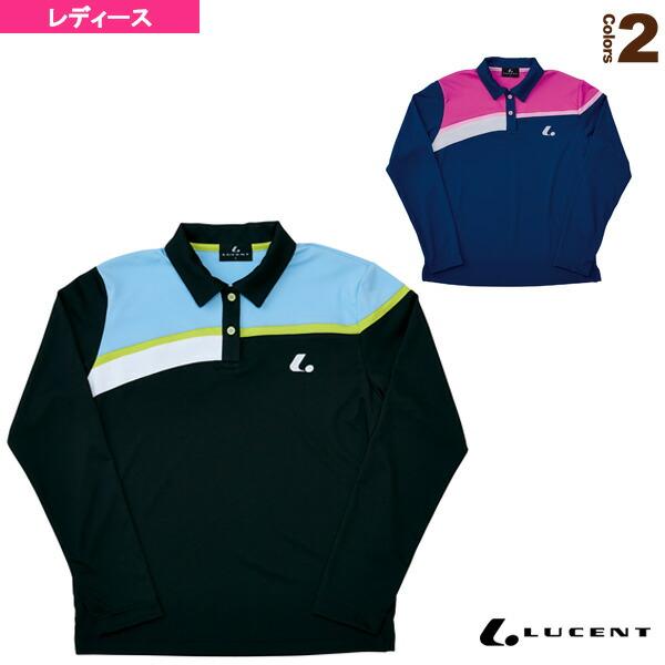 長袖ポロシャツ/レディース(XLP-480)
