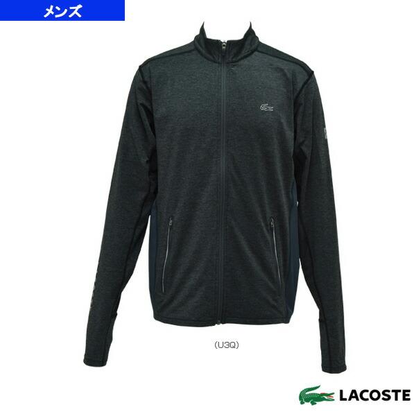 ジャージジップアップシャツ/メンズ(SH3885)