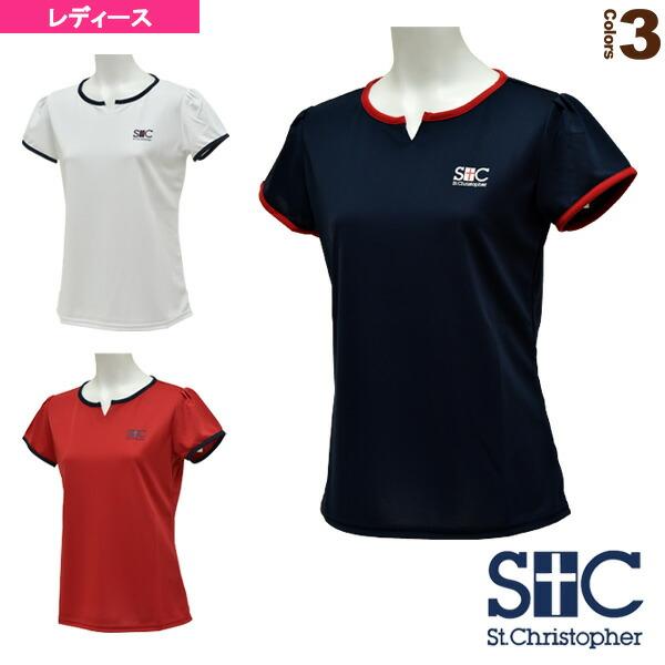 パフスリーブ ゲームTシャツ/レディース(STC-AGW6053)