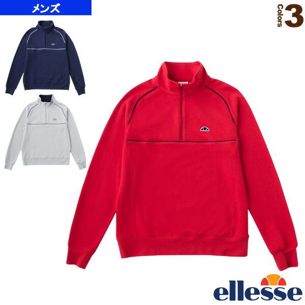 ハーフジップスウェットシャツ/メンズ(EM37303)