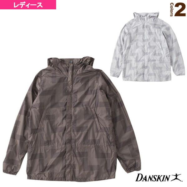 プリントフーディジャケット/レディース(DB37304P)