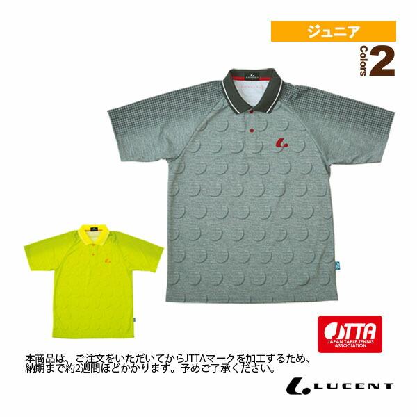 ゲームシャツ/JTTA公認マーク付/ユニセックス(XLP-822xP)
