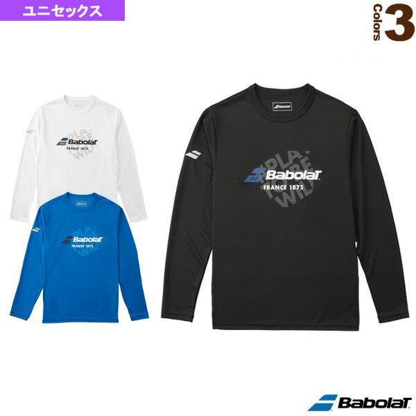 長袖Tシャツ/カラープレイライン/ユニセックス(BTUMJB32)
