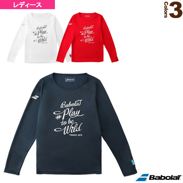 半袖Tシャツ/カラープレイライン/レディース(BTWMJB31)