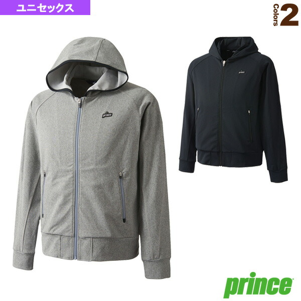 フーデッドジャケット/ユニセックス(WU8612)