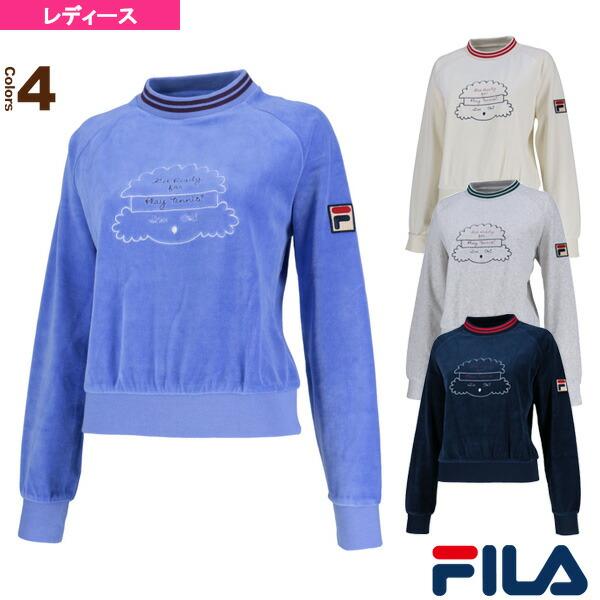 【予約】ロングスリーブシャツ/レディース(VL1864)