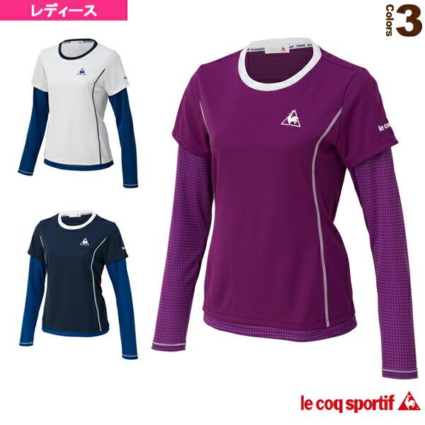 レイヤードシャツ/LAYERED SHIRT/レディース(QTWMJB07)