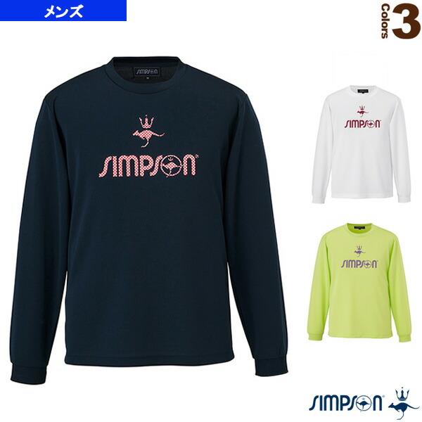 長袖プリントTシャツ/メンズ(STW-81103)