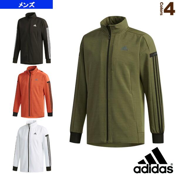 M adidas 24/7 ウォームアップフーディー/メンズ(FKK27)