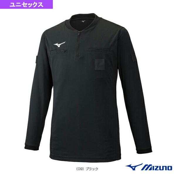 レフリーシャツ/長袖/ユニセックス(P2MA9A02)