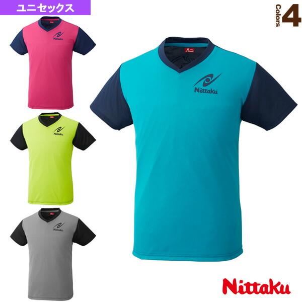 VネックTシャツ-4/ユニセックス(NX-2090)