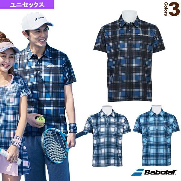 ショートスリーブシャツ/カラープレイライン/ユニセックス(BTUOJA07)