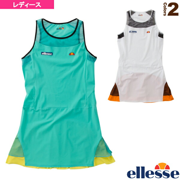 【予約】ツアーテニスドレス/Tour Tennis Dress/レディース(EW00112)