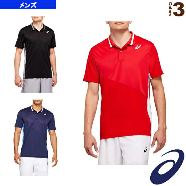 CLUB ポロシャツ/メンズ(2041A086)